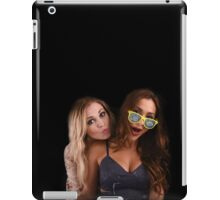 Eliza Taylor & Lindsey Morgan - The 100 Comic Con - Princess Mechanic iPad Case/Skin