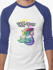 Vape-oreon Men's Baseball ¾ T-Shirt