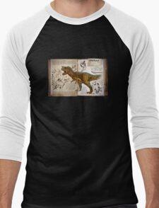 ARK: Survival Evolved - Carnotaurus  Men's Baseball ¾ T-Shirt