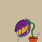 Timmy, The Carnivorous Plant by tudy1311