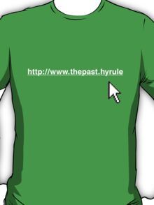 Hyperlink To The Past T-Shirt