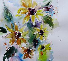 Sunflower by Sampa Bhakta