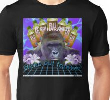 We Miss You Harambe Unisex T-Shirt