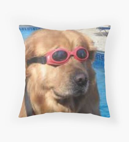 doggo Throw Pillow