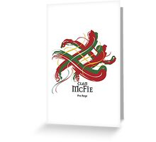 Clan McFie  Greeting Card