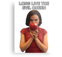 Long Live The Evil Queen - Lana Parrilla at San Diego Comic Con 2016 Metal Print