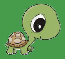 Cute Turtle One Piece - Short Sleeve