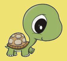Cute Turtle Baby Tee