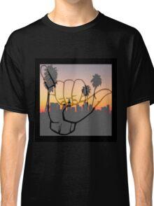 Shaka City Sundown  Classic T-Shirt