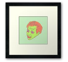Carl Showalter Framed Print