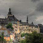 Luxembourg City by Kadwell