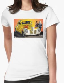 1934 Dodge Womens Fitted T-Shirt