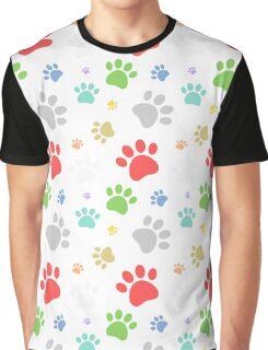 Paw-paw Kitty Graphic T-Shirt