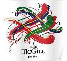 Clan McGill  Poster