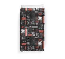 Twenty One Pilots Top Duvet Cover