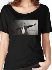 Agent Donald Women's Relaxed Fit T-Shirt
