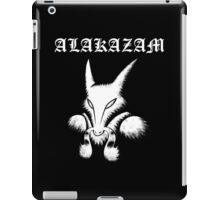 Bathory's pocket monster iPad Case/Skin