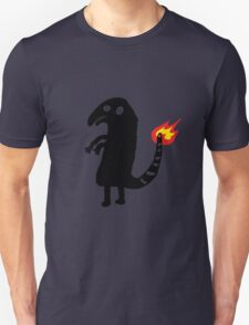 Charmander drunk tattoo Unisex T-Shirt