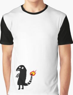 Charmander drunk tattoo Graphic T-Shirt