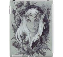King of Unseelie Courts iPad Case/Skin
