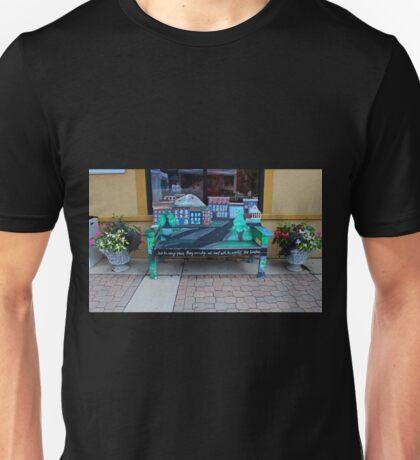 Sylvania Bench Unisex T-Shirt