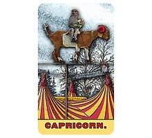 Capricorn - from The Midway Arcana Photographic Print