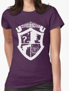 Baker Street White T-Shirt