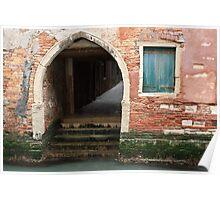 Venetian Passage Poster
