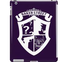 Baker Street White iPad Case/Skin