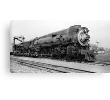 Southern Pacific SP 4303 Steam Locomotive Canvas Print