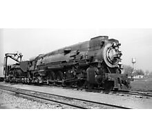 Southern Pacific SP 4303 Steam Locomotive Photographic Print