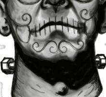 Sugar Skull Frankenstein Sticker