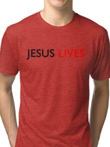 Christian Quote Tri-blend T-Shirt