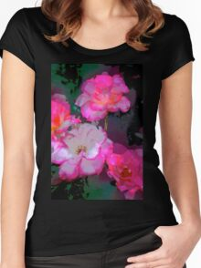 Rose 223 Women's Fitted Scoop T-Shirt
