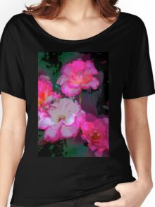 Rose 223 Women's Relaxed Fit T-Shirt