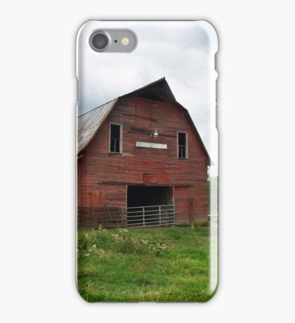 Cline Brothers Farm iPhone Case/Skin