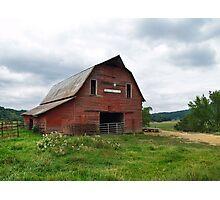 Cline Brothers Farm Photographic Print