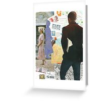 WILL THEY? WON'T THEY? Greeting Card