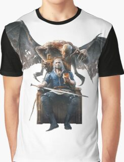 The Witcher 3 - Blood and Wine Graphic T-Shirt