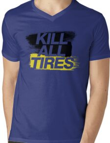 Kill All Tires (2) Mens V-Neck T-Shirt