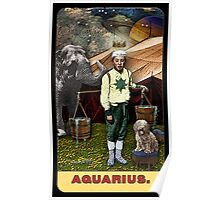 Aquarius - from The Midway Arcans Poster