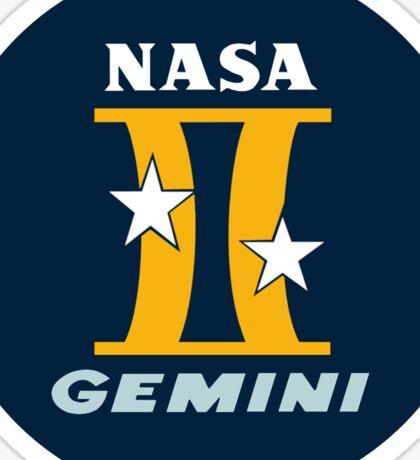 Gemini 1 & 2 Sticker