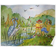 Birdwatching Poster