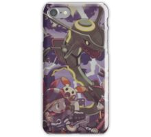 pokemon rayquaza iPhone Case/Skin