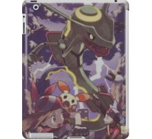 pokemon rayquaza iPad Case/Skin