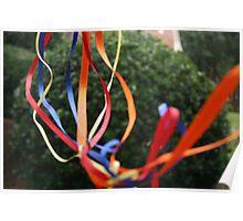 Ribbons #2 Poster