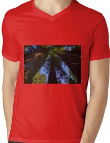 a look to the canopy Mens V-Neck T-Shirt