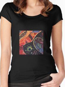 The Joy of Design II Women's Fitted Scoop T-Shirt
