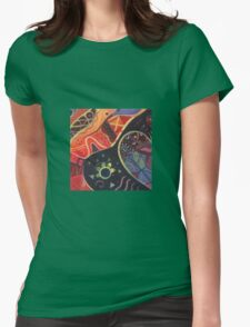 The Joy of Design II Womens Fitted T-Shirt