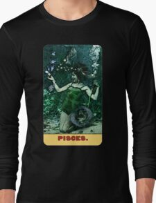 Pisces - from The Midway Arcana Long Sleeve T-Shirt